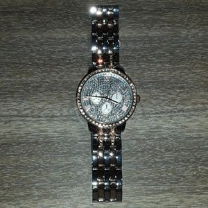 Ladies Bling Bling Watch